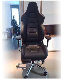 Mc Laren Office Chair